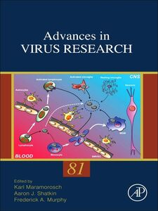 Ebook in inglese Advances in Virus Research