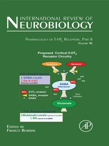Foto Cover di Pharmacology of 5-HT6 receptors, Part II, Ebook inglese di  edito da Elsevier Science