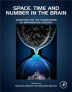 Foto Cover di Space, Time and Number in the Brain, Ebook inglese di  edito da Elsevier Science