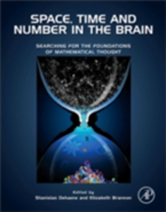 Ebook in inglese Space, Time and Number in the Brain -, -