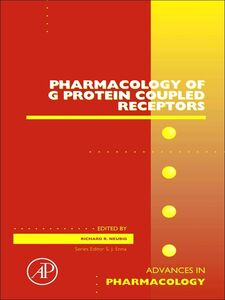 Ebook in inglese PHARMACOLOGY OF G PROTEIN COUPLED RECEPTORS -, -