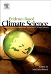 Ebook in inglese Evidence-Based Climate Science -, -