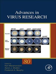 Ebook in inglese Advances in Virus Research -, -
