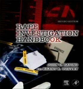 Foto Cover di Rape Investigation Handbook, Ebook inglese di  edito da Elsevier Science