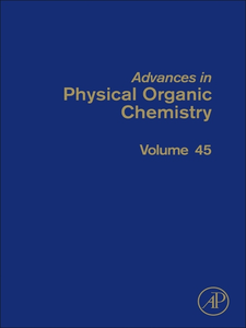 Ebook in inglese Advances in Physical Organic Chemistry -, -