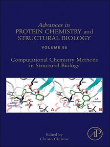 Foto Cover di Computational chemistry methods in structural biology, Ebook inglese di  edito da Elsevier Science