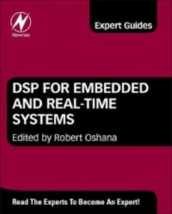 Ebook in inglese DSP for Embedded and Real-Time Systems Oshana, Robert