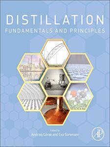 Ebook in inglese Distillation -, -