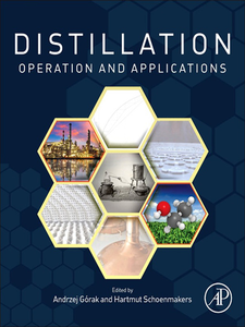 Ebook in inglese Distillation - Operation and Applications -, -