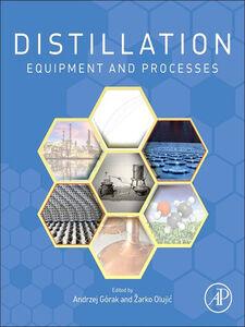 Foto Cover di Distillation, Ebook inglese di Andrzej Gorak,Zarko Olujic, edito da Elsevier Science