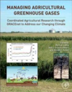 Foto Cover di Managing Agricultural Greenhouse Gases, Ebook inglese di  edito da Elsevier Science