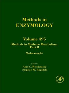 Ebook in inglese Methods in Methane Metabolism, Part B -, -