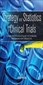 Ebook in inglese Strategy and Statistics in Clinical Trials Tal, Joseph
