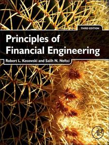 Ebook in inglese Principles of Financial Engineering Kosowski, Robert , Neftci, Salih N.