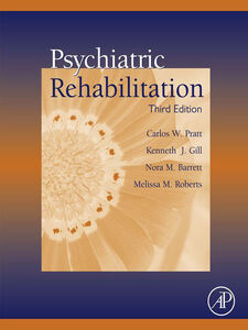 Foto Cover di Psychiatric Rehabilitation, Ebook inglese di AA.VV edito da Elsevier Science