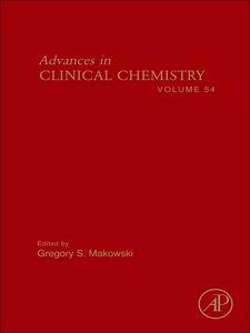 Foto Cover di Advances in Clinical Chemistry, Ebook inglese di  edito da Elsevier Science