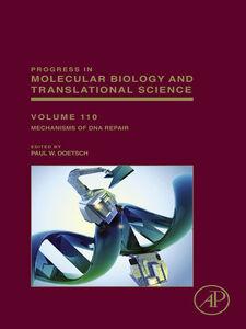 Foto Cover di Mechanisms of DNA Repair, Ebook inglese di  edito da Elsevier Science