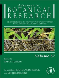 Foto Cover di Plant Responses to drought and Salinity stress, Ebook inglese di  edito da Elsevier Science