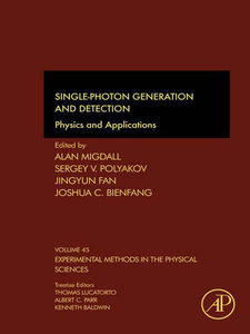 Ebook in inglese Single-Photon Generation and Detection -, -