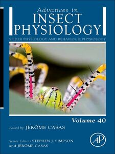 Foto Cover di Spider Physiology and Behaviour, Ebook inglese di  edito da Elsevier Science