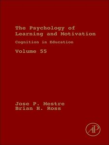 Ebook in inglese Cognition in Education -, -