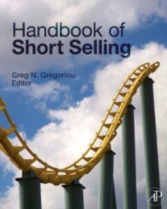 Ebook in inglese Handbook of Short Selling -, -