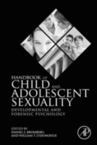 Foto Cover di Handbook of Child and Adolescent Sexuality, Ebook inglese di  edito da Elsevier Science