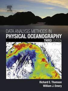 Foto Cover di Data Analysis Methods in Physical Oceanography, Ebook inglese di William J. Emery,Richard E. Thomson, edito da Elsevier Science