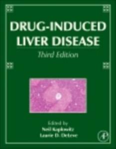 Ebook in inglese Drug-Induced Liver Disease -, -