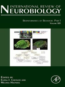 Ebook in inglese Bioinformatics of Behavior