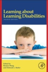 Foto Cover di Learning About Learning Disabilities, Ebook inglese di  edito da Elsevier Science