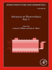 Advances in Photovoltaics, Part 3
