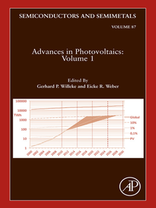 Ebook in inglese Advances in Photovoltaics -, -