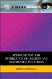 Ebook in inglese Approximation and Optimization of Discrete and Differential Inclusions Mahmudov, Elimhan N