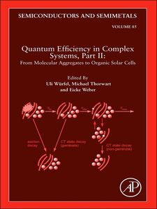 Ebook in inglese Quantum Efficiency in Complex Systems, Part II -, -