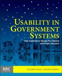 Foto Cover di Usability in Government Systems, Ebook inglese di  edito da Elsevier Science