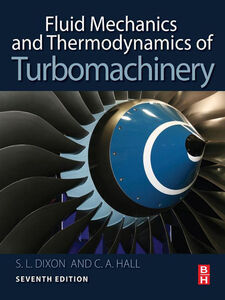 Ebook in inglese Fluid Mechanics and Thermodynamics of Turbomachinery Dixon, S Larry , Hall, Cesare