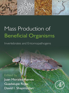 Ebook in inglese Mass Production of Beneficial Organisms -, -