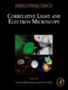 Ebook in inglese Correlative Light and Electron MIcroscopy