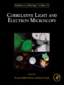 Ebook in inglese Correlative Light and Electron MIcroscopy -, -