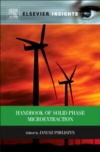 Ebook in inglese Handbook of Solid Phase Microextraction