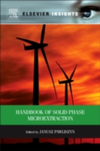 Ebook in inglese Handbook of Solid Phase Microextraction -, -