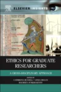 Ebook in inglese Ethics for Graduate Researchers -, -