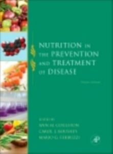 Foto Cover di Nutrition in the Prevention and Treatment of Disease, Ebook inglese di  edito da Elsevier Science