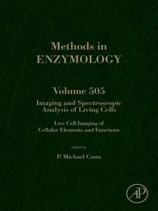 Ebook in inglese IMAGING AND SPECTROSCOPIC ANALYSIS OF LIVING CELLS