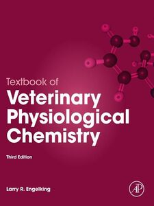 Ebook in inglese Textbook of Veterinary Physiological Chemistry Engelking, Larry R.