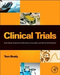 Ebook in inglese Clinical Trials Brody, Tom