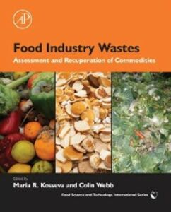 Ebook in inglese Food Industry Wastes