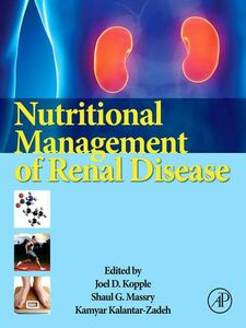 Foto Cover di Nutritional Management of Renal Disease, Ebook inglese di AA.VV edito da Elsevier Science