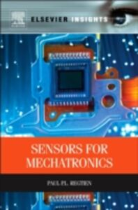 Foto Cover di Sensors for Mechatronics, Ebook inglese di Paul P.L. Regtien, edito da Elsevier Science